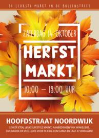 Deelname | Herfstmarkt (met Kraam) | Noordwijk aan Zee | Hoofdstraat