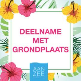 9x Deelname Zomermarkt Bomstraat Noordwijk 2019 (Grondplaats)