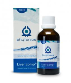 Liver comp 50 ml, Phytonics