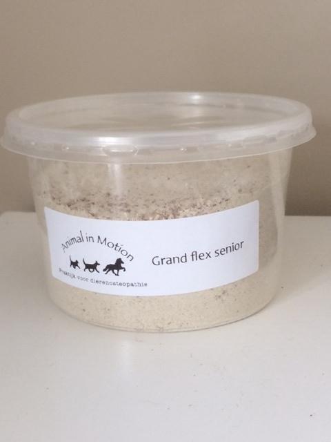 Grand flex senior -  Grand Meadows, poeder, 250 gram