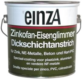 6 * 0,75 Zinkofan Eisenglimmer GrauAluminium