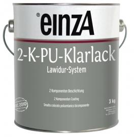 6 * 1 kg Lawidur 2K-PU-Klarlack - Seidenglanzend