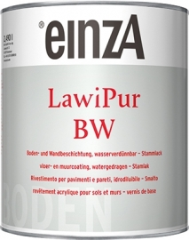 1 * 10 ltr Lawipur BW basis 2 incl. harder