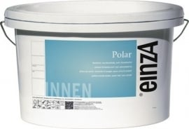 einzA - POLAR - extra dekkend wit - 33 maal 10 liter - WIT