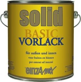 6 * 1 liter - solid vorlack - basis 1