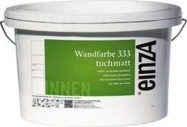einzA - WANDFARBE 333 - hoogdekkend - 33 maal 10 liter - Ultra WIT - PROJECTLATEX