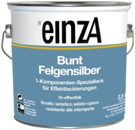 6 * 0,25 Felgensilber Aluminium sdglz Ral 9006