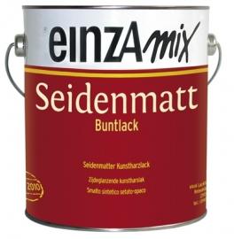 6 * 0,5 liter - bunt seidenmatt - basis 1