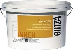 In-acryl - Krijtmat - in 1 laag dekkend - 16 maal 12,5 liter - Ultra WIT