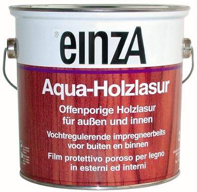 6 * 1 Aqua Holzlasur - Basis 0 transparant