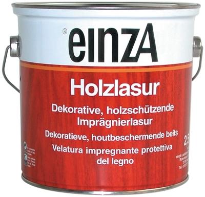 6 * 1 Holzlasur - Basis 0 transparant