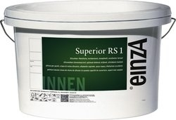 Superior RS 1 - Spacklatex - in 1 laag dekkend - 1 maal 10 liter - Ultra WIT