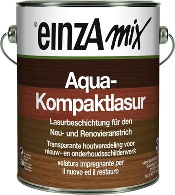 3 * 3 Aqua kompaktlasur - Basis 0 transparant