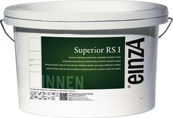Superior RS 1 - Spacklatex - in 1 laag dekkend - 15 maal 10 liter - Ultra WIT