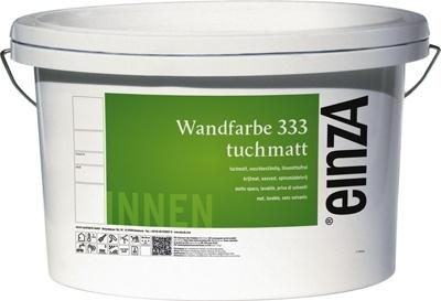 einzA - WANDFARBE 333 - 1 maal 6 liter - Basis 2