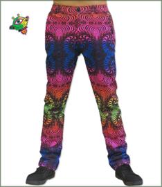 Rainbow Fractal pants