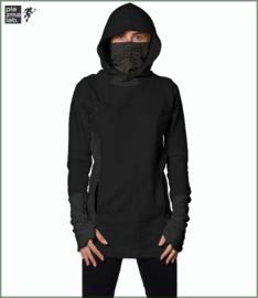 Tao hoodie black
