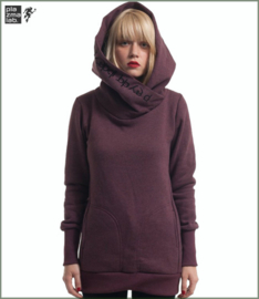 Lovely Reaper hoodie bordeaux