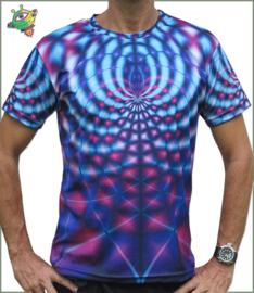 Violet Web T-shirt