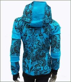 Morgana jacket turquoise