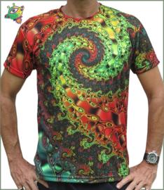 Whirlpool Fractal T-shirt