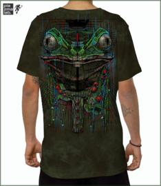 Kambo T-shirt Aqua olive