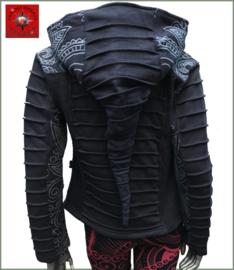 Tara jacket  3-D puffy print