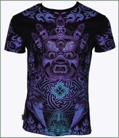 Violet Mahakala T-shirt