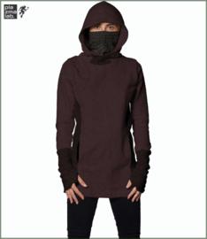 Tao hoodie bordeaux
