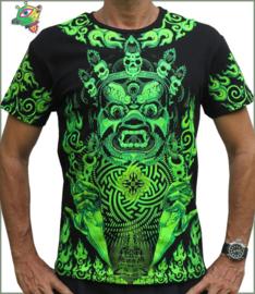 Lime Mahakala T-shirt