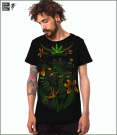 Where's the forest ? T-shirt black