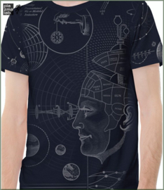 Phreno T-shirt dark blue