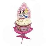 Disney prinsessen cupcake houders (4st)