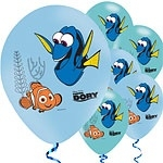 Finding Dory latex balloons (6pcs)