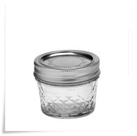 Quilted crystal 4oz