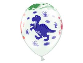 Ballonnen dino (6st)