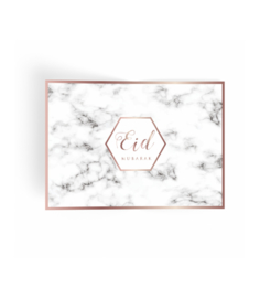 Eid marble placemats (6st)