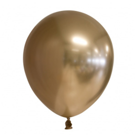Balloons chrome gold (10pcs)