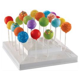 Cake pop stand plastic