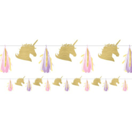 Unicorn tassel slinger