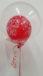 Valentine's double balloon
