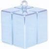 Balloon weight giftbox pearl blue