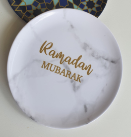 Melamine bord Ramadan marmer (pst)