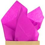 Tissue paper hot pink