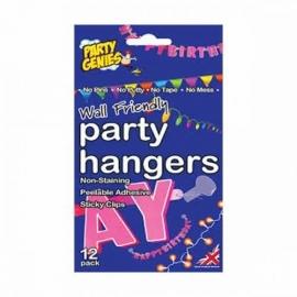 Party hangers (12pcs)