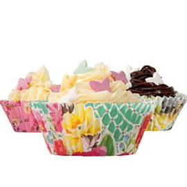 Truly Scrumptious cupcake cases (60st)