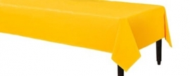 Tablecover yellow