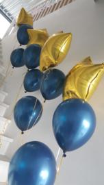 Ballonnen boeket