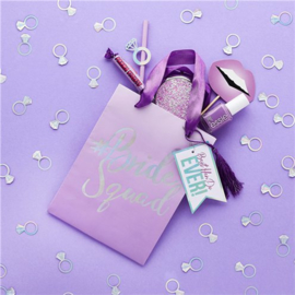 Bride squad gift bags (5st)
