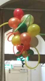Crazy arty balloon fun